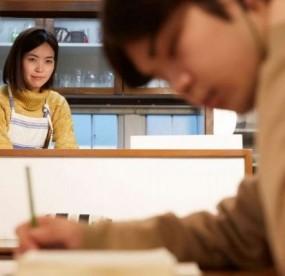 勉強する場所で偏差値は10変わる。の画像