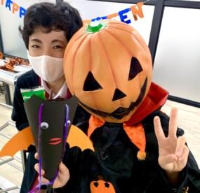 英語コース「ハロウィンイベント」の様子を写真たっぷり大公開!!の画像
